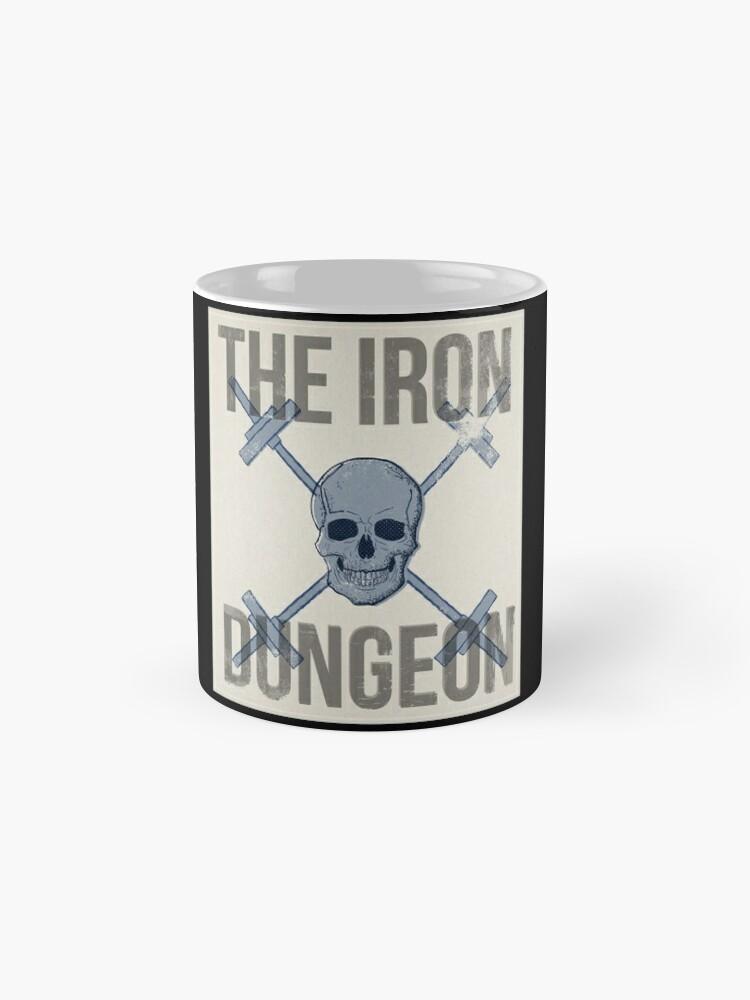 Alternate view of The Iron Dungeon Mug