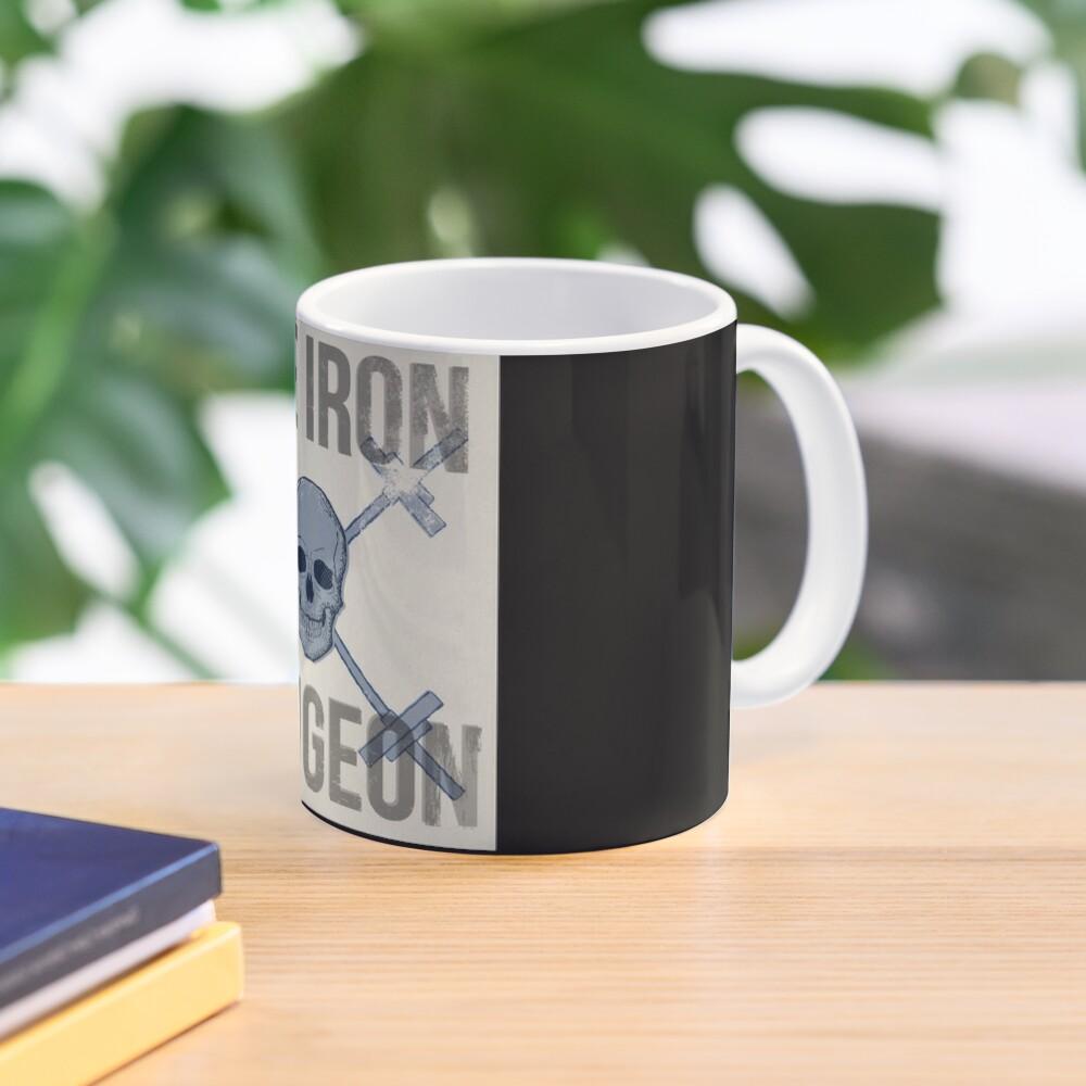 The Iron Dungeon Mug