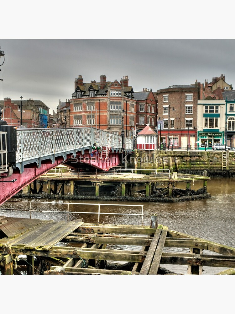 Whitby swing bridge by stephenknowles