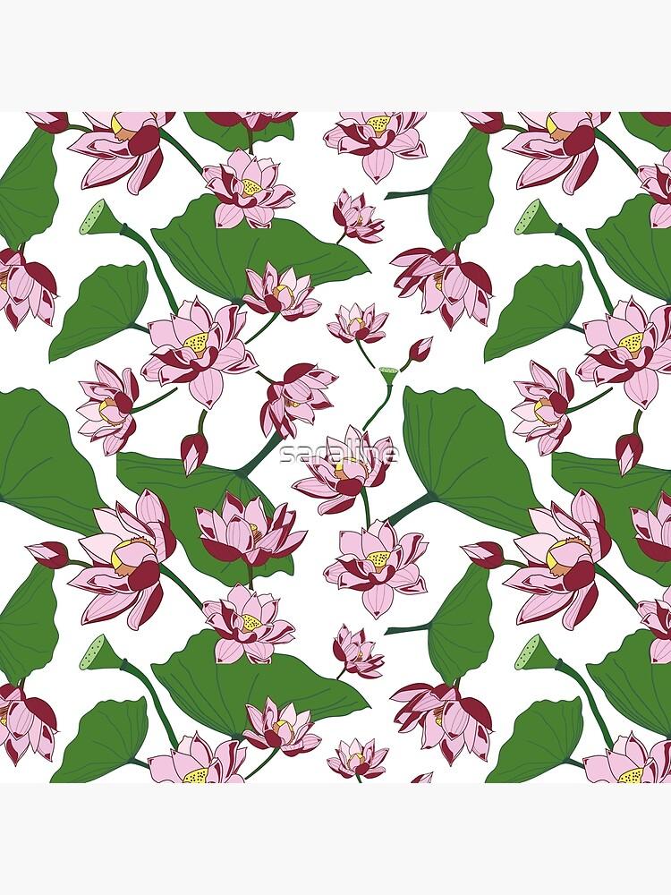 Wasserlilien von saraline
