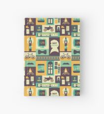 The Empty Hearse Hardcover Journal