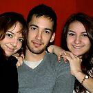 mes trois enfants , ..22 ans 21 ans et 19 ans ! by juha