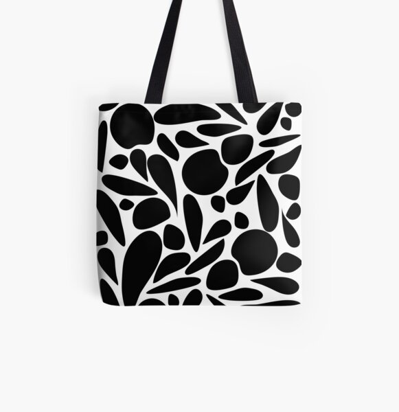 Water Drop Tote bag doublé