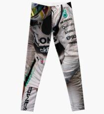 Lewis Hamilton Leggings
