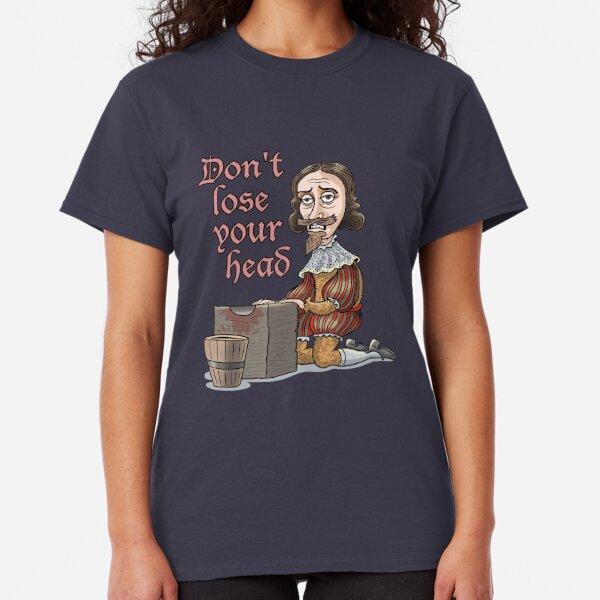 King Charles I Classic T-Shirt