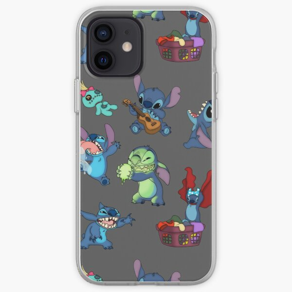 stitch and scrump iPhone Soft Case