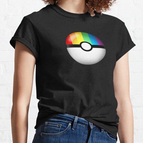 Gay LGBT+ Pride Ball Classic T-Shirt