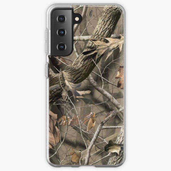 Real Tree Camouflage  Samsung Galaxy Soft Case