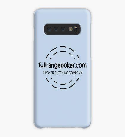 Full Range Poker logo Case/Skin for Samsung Galaxy