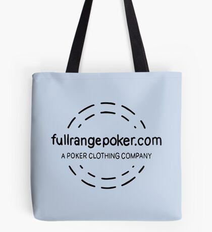 Full Range Poker logo Tote Bag