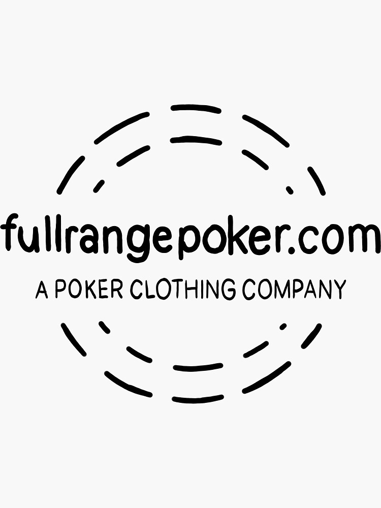 Full Range Poker logo by fullrangepoker