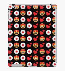 Love Japanese Emoji JoyPixels Travel to Japan iPad Case/Skin