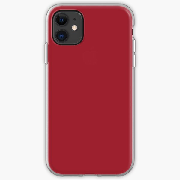 Scarlet Sage Coque souple iPhone
