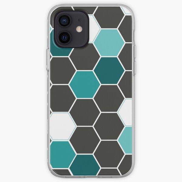Bee Geometry  Coque souple iPhone