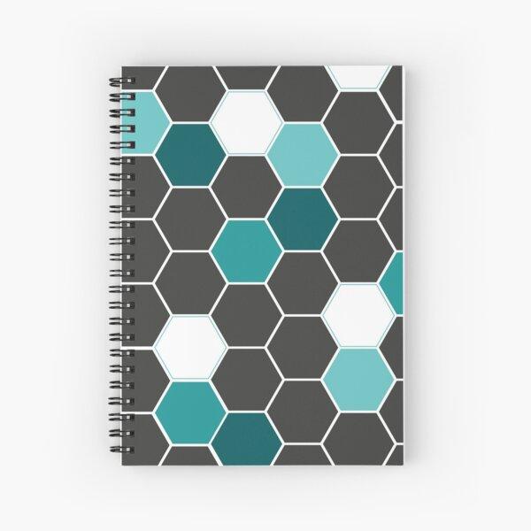 Bee Geometry  Cahier à spirale