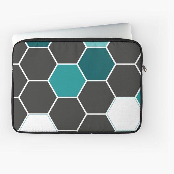 Bee Geometry  Housse d'ordinateur