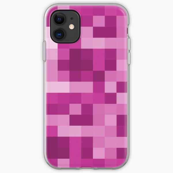 Kirby Pink iPhone Soft Case