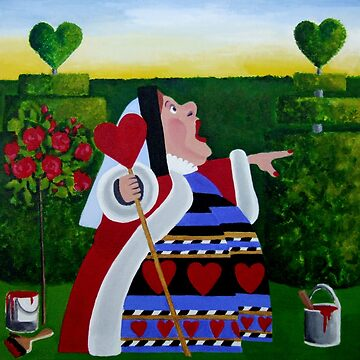 The Queen of Hearts by anni