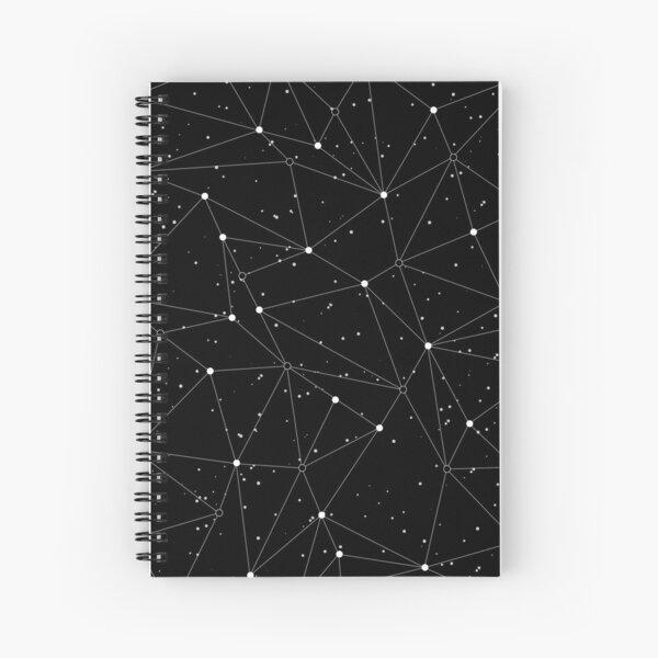 Sky Geometry Cahier à spirale