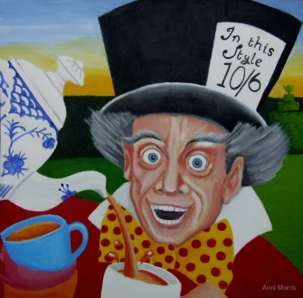 Mad as a Hatter by Anni Morris