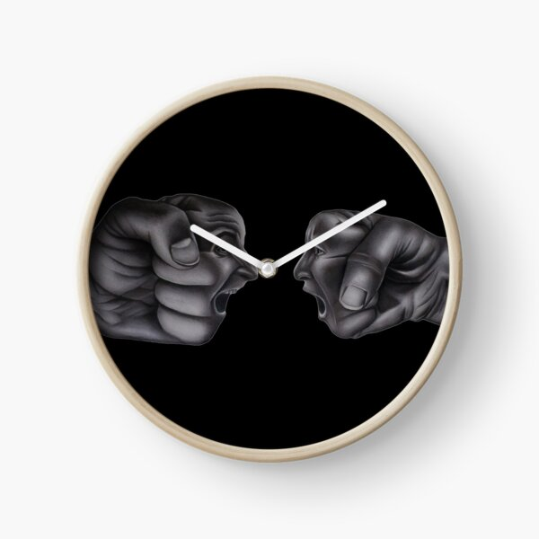 Što tako ljudi se vole (Colour Pencil drawing) Clock