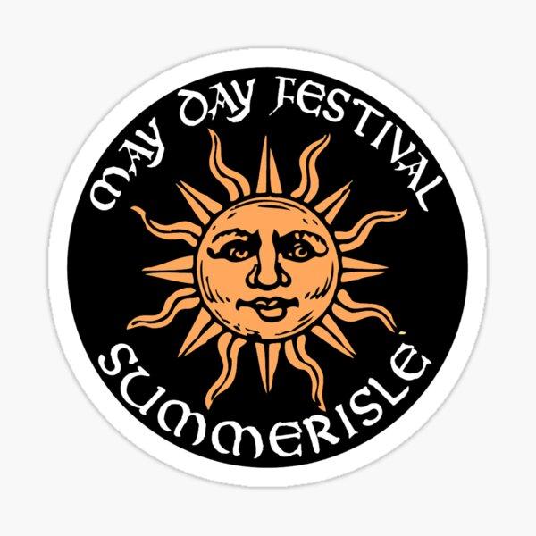 May Day Festival - Summerisle Sticker