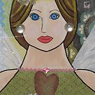 Love Angel by creationsbygena