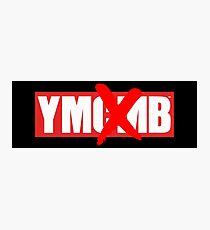 YM(CM)B Photographic Print