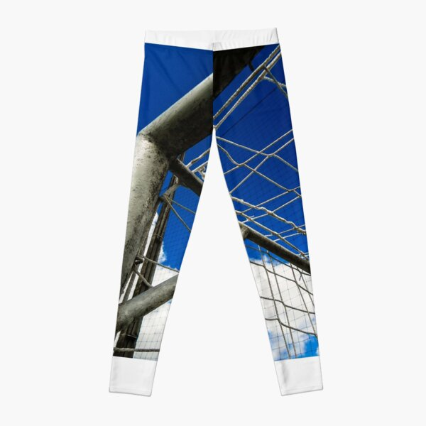 soccer goal Leggings