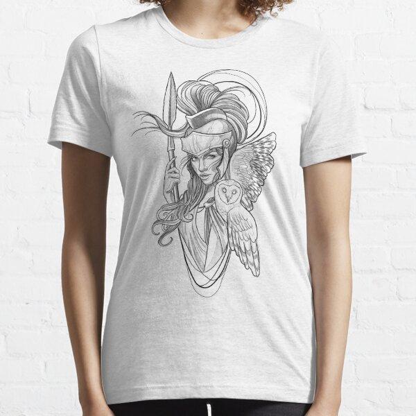 Athena goddess Essential T-Shirt