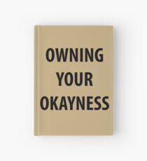 Dein Okay besitzen Notizbuch