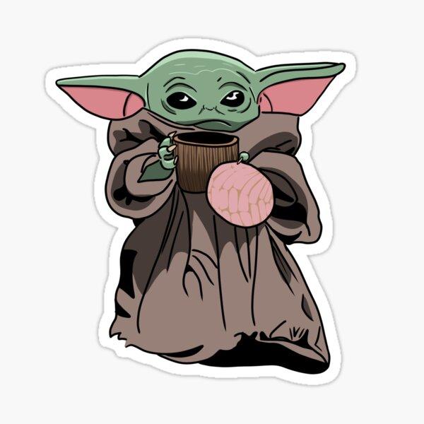 Baby Concha Sticker