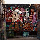 St.Kilda Alley Rat by Kazzii