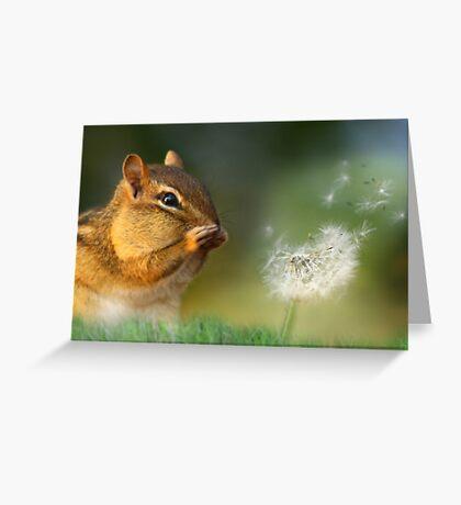 Ah-Choo!!! Greeting Card
