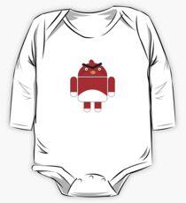 Droidbird (red bird) Kids Clothes