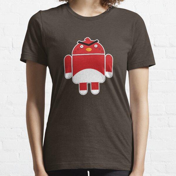 Droidbird (red bird) Essential T-Shirt