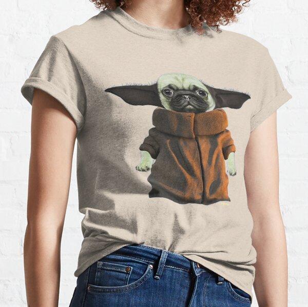 Baby Pugda Classic T-Shirt