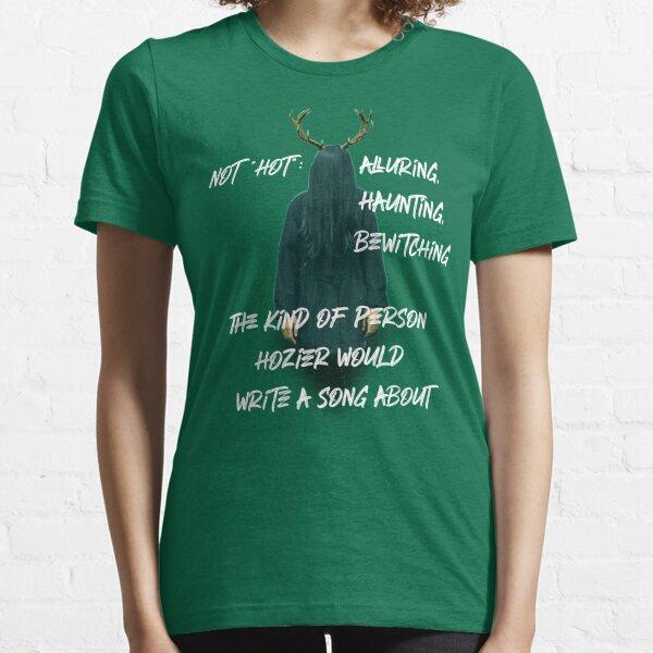I wanna be a Hozier kinda girl Essential T-Shirt