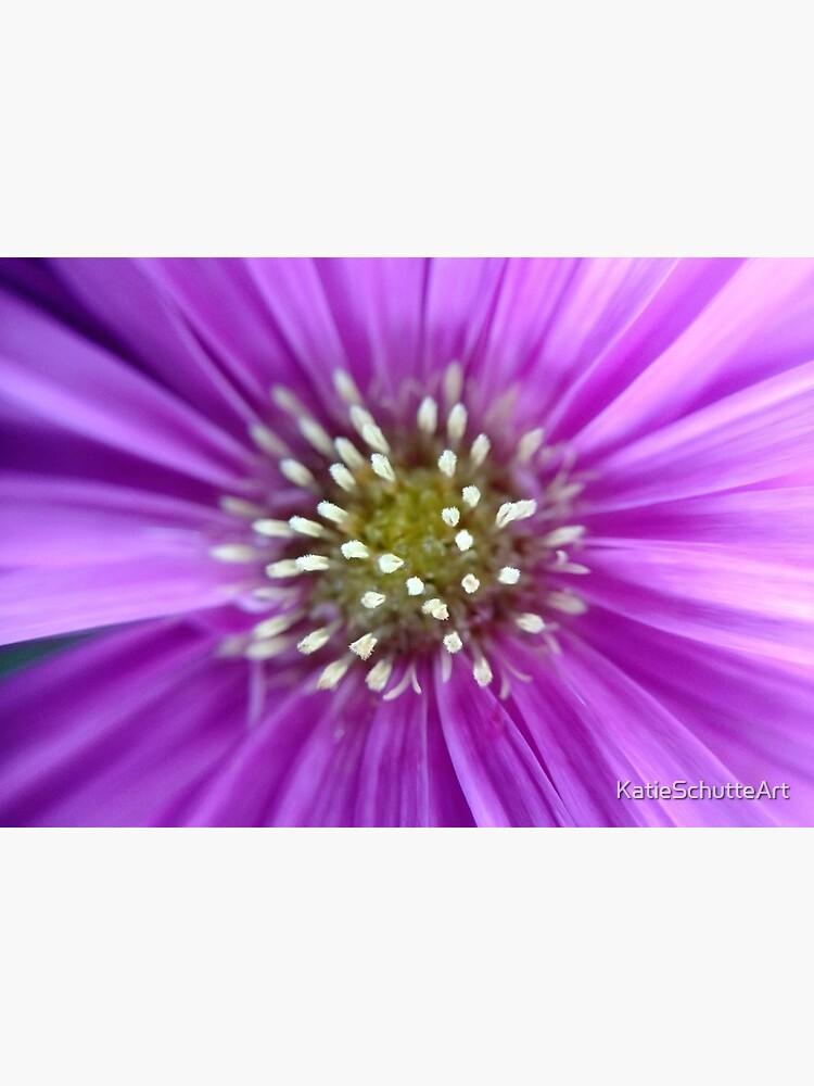 Purple Sun by KatieSchutteArt