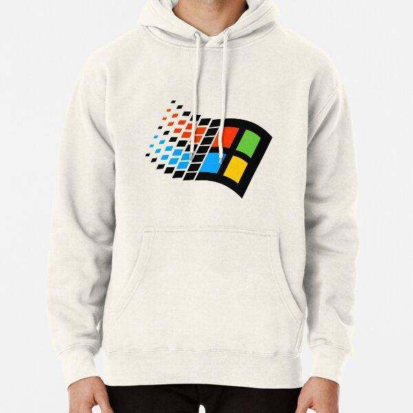 Windows 95 Pullover Hoodie