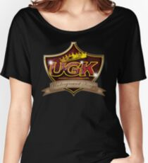 UGK Underground Kings Women's Relaxed Fit T-Shirt