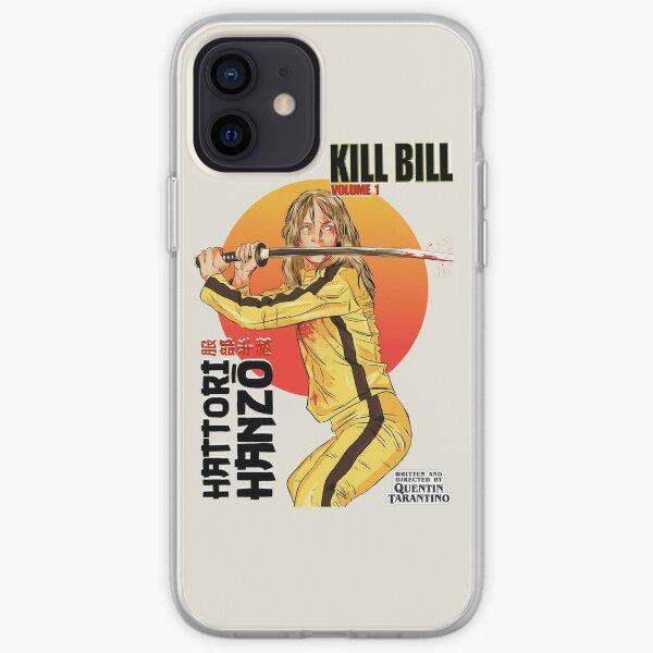 KILL BILL VOL 1 iPhone Soft Case