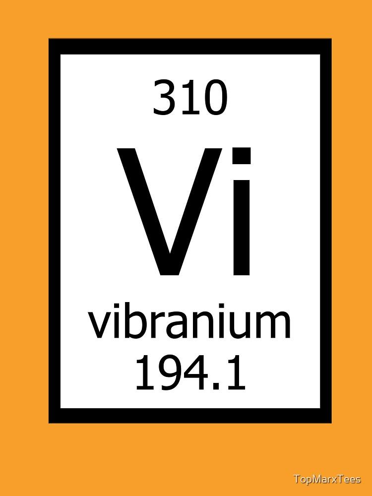 Vibranium | Unisex T-Shirt