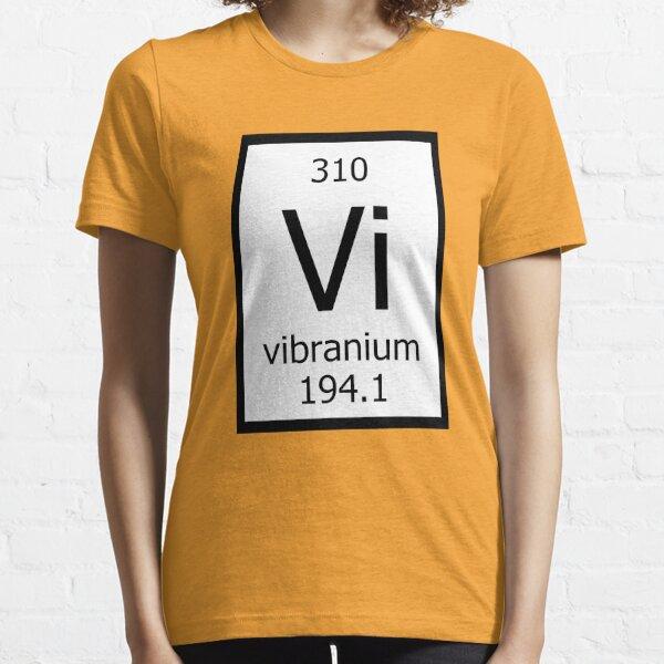 Vibranium Essential T-Shirt
