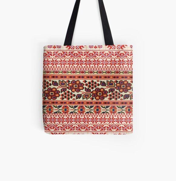 black canvas zipper tote bag Ukrainian gift for her canvas tote bag zipper Canvas bag with Ukrainian embroidery Ukrainian ethnic bag