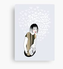 Love? Canvas Print