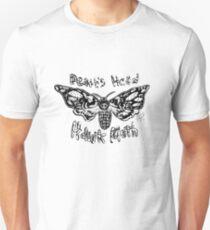 Death's Head Hawk Moth Slim Fit T-Shirt