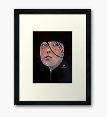 Tess Framed Print