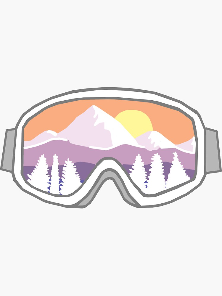 gafas de reflexión de montaña de Iriszhang
