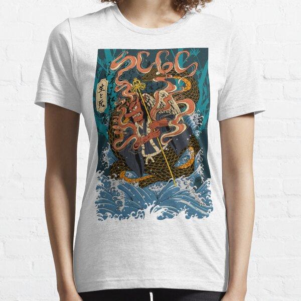 """Tengu """"Heavenly Dog""""  Anime Shirt Essential T-Shirt"""